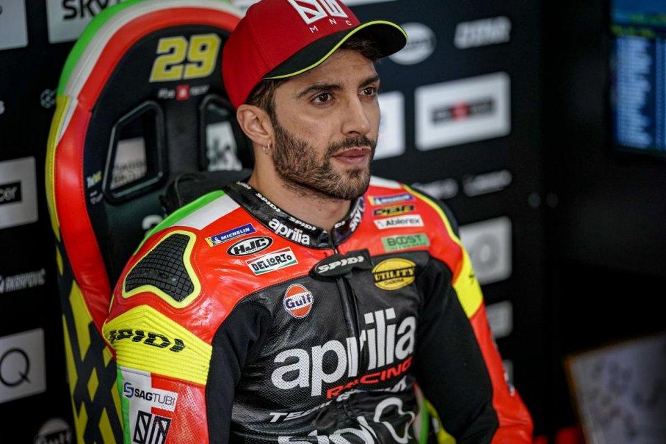 """MotoGP: Iannone: """"Viegas può salvare il motociclismo, con la grazia pronto a tornare"""""""