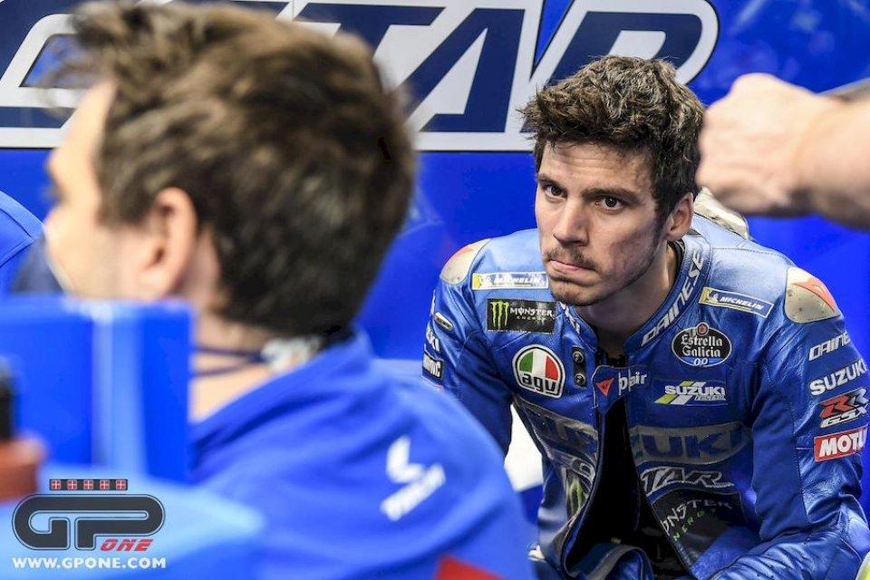 """MotoGP: Joan Mir: """"la chiave sarà la partenza, sono dietro ma mi sento competitivo"""""""