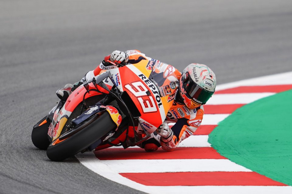 MotoGP: Marquez reckons that today he would struggle more than 2019 to win, even at 100%