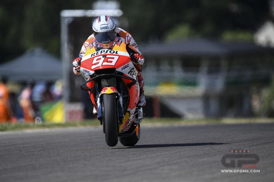 MotoGP: Il Re è tornato: Marquez trionfa al Sachsenring, Oliveira 2°. Bagnaia 5°