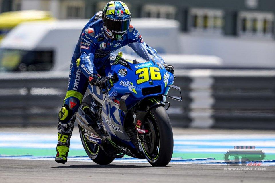 """MotoGP: Mir: """"dobbiamo sistemare la Suzuki sul veloce, qui è essenziale"""""""