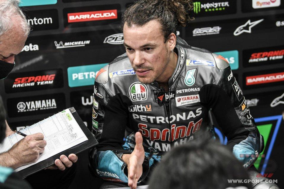 """MotoGP: Morbidelli: """"Marquez e Miller? Se sai che può fregarti, non è la stessa cosa"""""""