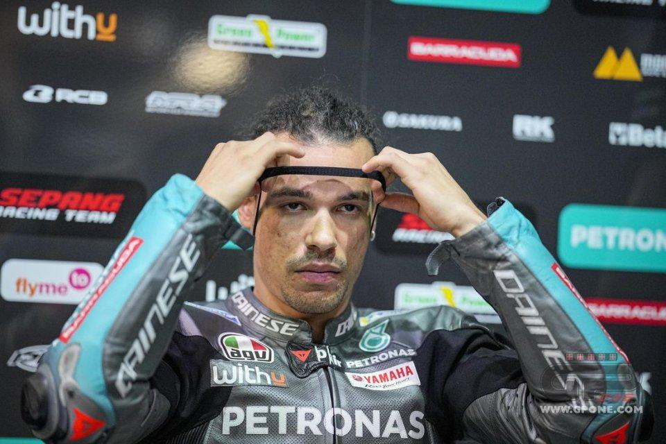 """MotoGP: Morbidelli: """"Galbusera con Vinales? io mai messo in discussione Forcada"""""""