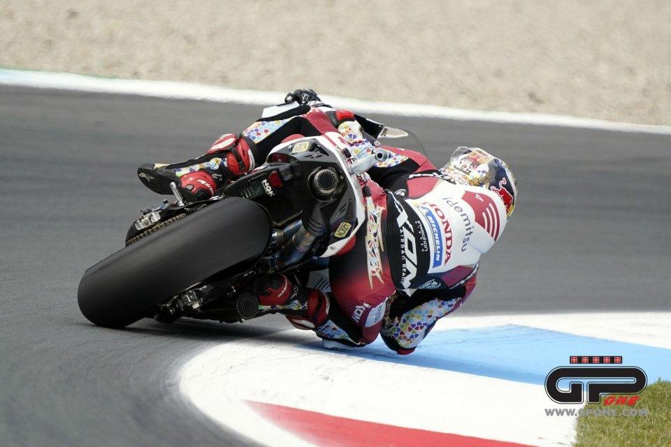 """MotoGP: Nakagami: """"la vittoria di Marquez non cambia nulla, non ho niente da perdere"""""""