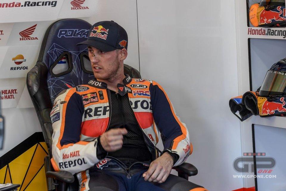 """MotoGP: Espargarò: """"Le nuove Michelin con KTM un vantaggio, con Honda un problema"""""""