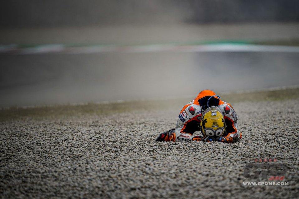 """MotoGP: Puig: """"A Barcellona non c'è stato nulla di positivo per Honda"""""""