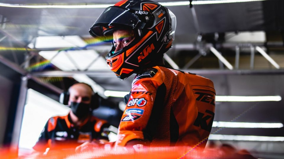 """MotoGP: Petrucci: """"Se il mio meglio sarà sufficiente alla KTM per tenermi si vedrà"""""""
