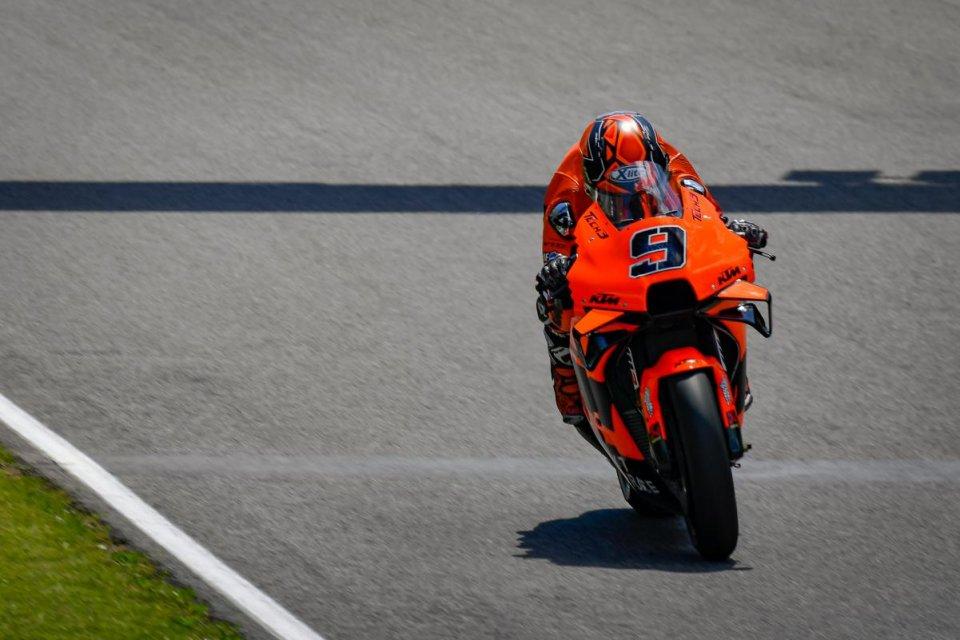 """MotoGP: Petrucci: """"Con la KTM perdo in rettilineo e sbilancio la moto in frenata"""""""
