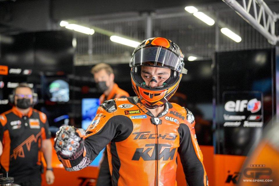 """MotoGP: Petrucci: """"Beirer mi aspetta? Lo ringrazio, questo telaio è un aiuto"""""""