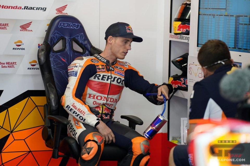 """MotoGP: P.Espargarò: """"Sono veramente incazzato, queste qualifiche mi fanno male"""""""
