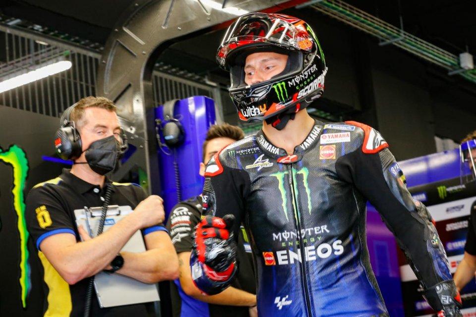 "MotoGP: Quartararo: ""Ad Assen Vinales e Oliveira lotteranno per la vittoria"""