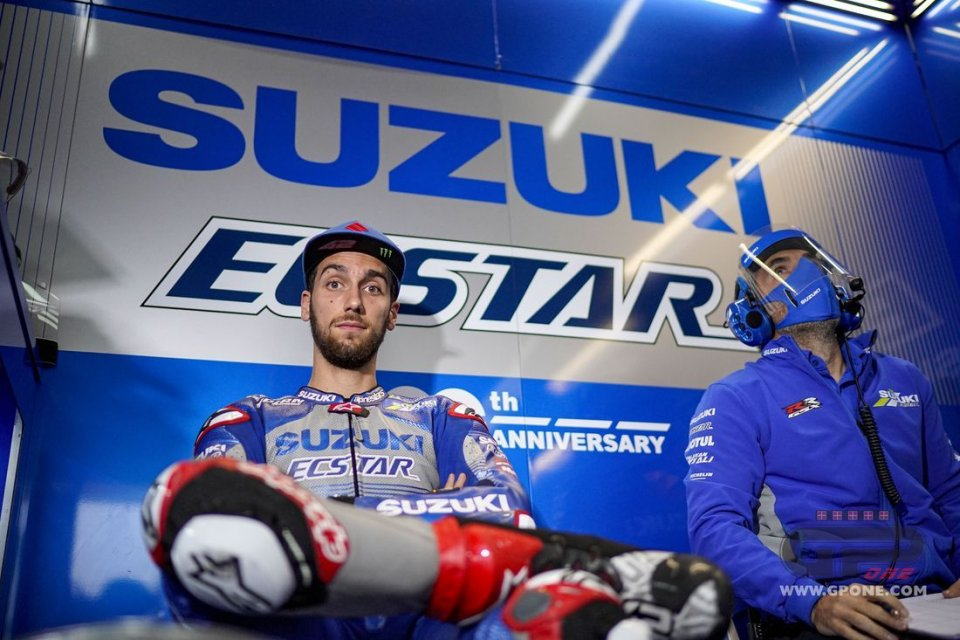 MotoGP: Alex Rins operato: potrebbe tornare a correre già al Sachsenring