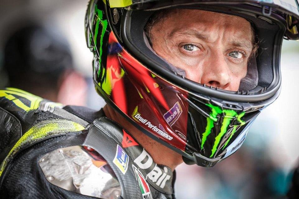 "MotoGP: Rossi: ""Assen gran pista, ma devo capire cosa è successo in Germania"""