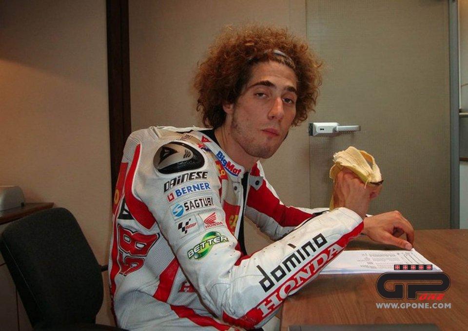 MotoGP: Sky, arriva un docu-film su Marco Simoncelli