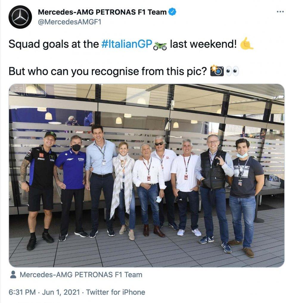 MotoGP: Parterre de roi al Mugello: i magnifici 9 (con 20 mondiali in due!)