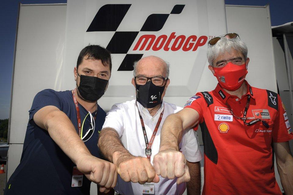 MotoGP: ll team Aramco VR46 in MotoGP con Ducati, il Principe sogna Rossi pilota