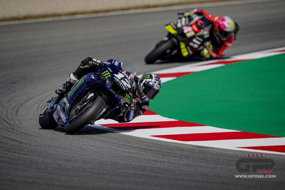 MotoGP: Vinales: si raffredda la pista Ducati, per Aprilia un'occasione d'oro