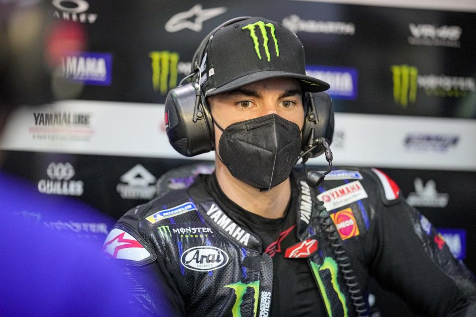 "MotoGP: The Vinales crisis: In Assen, I'll race copying Quartararo"""