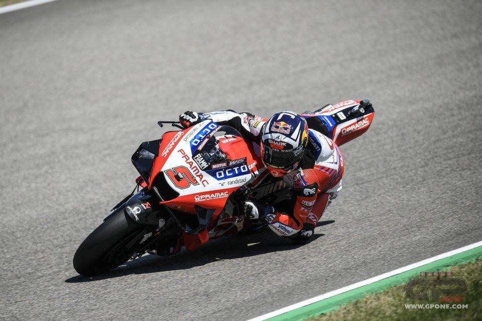 MotoGP: Zarco in pole al Sachsenring, Quartararo 2°. Aprilia in prima fila con Espargarò