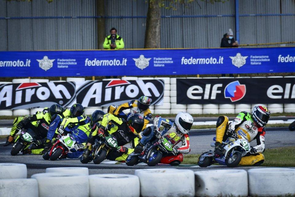 News: Campionato Italiano Minimoto round 2 Circuito La Scintilla di Contigliano