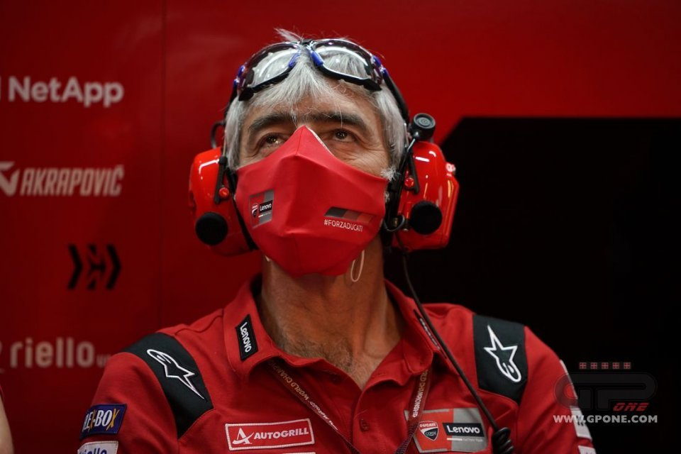 """MotoGP: Dall'Igna: """"Our rivals will need time to copy the Ducati"""""""