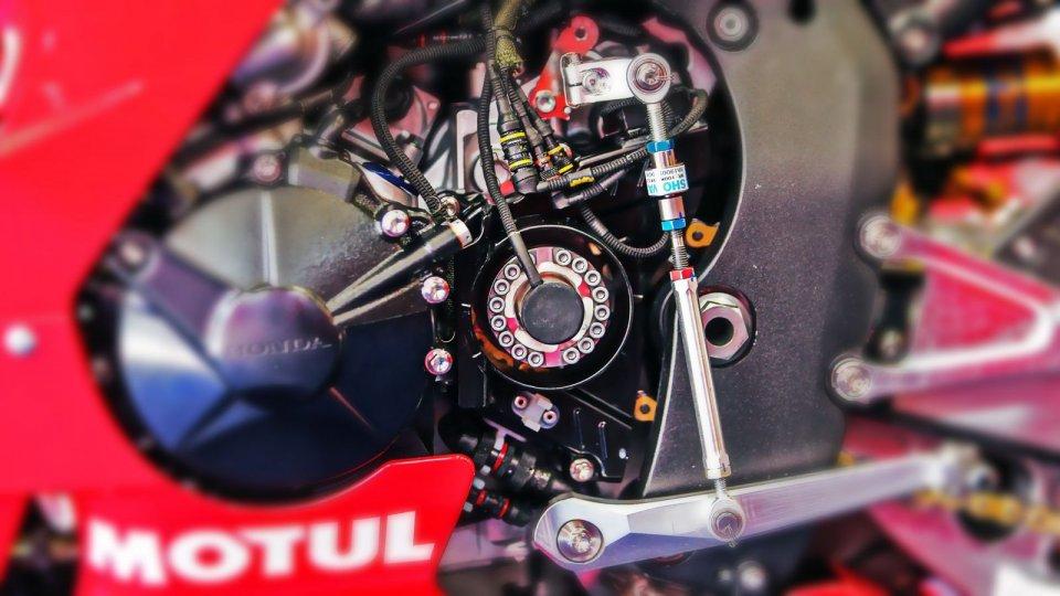 SBK: TECNICA - Dopo il 'caso Marquez': Torsiometro Honda, dalla MotoGP alla WSBK