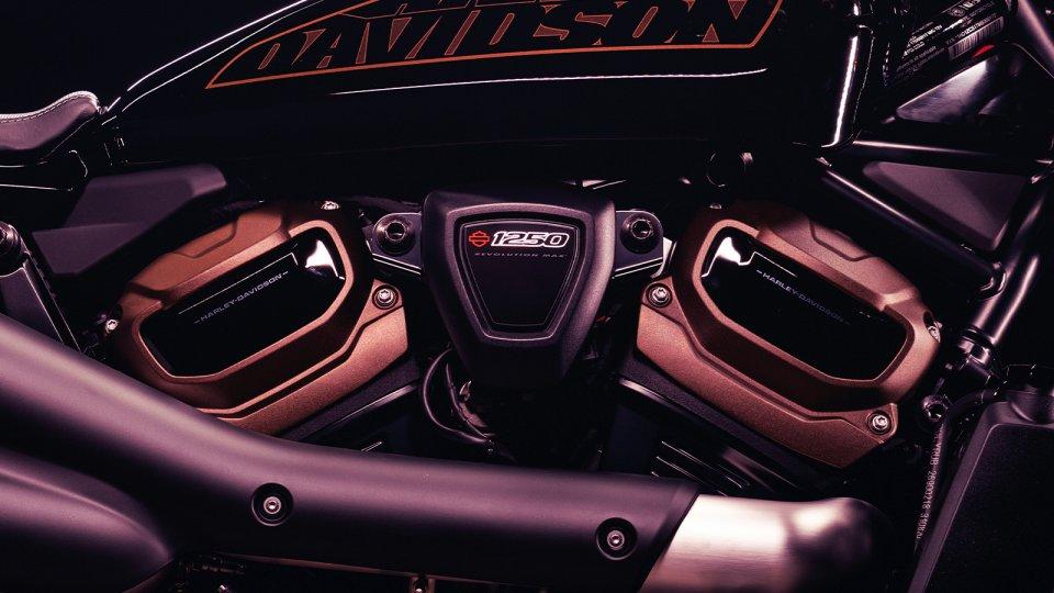 Moto - News: Harley-Davidson Custom 1250: sarà svelata il 13 luglio