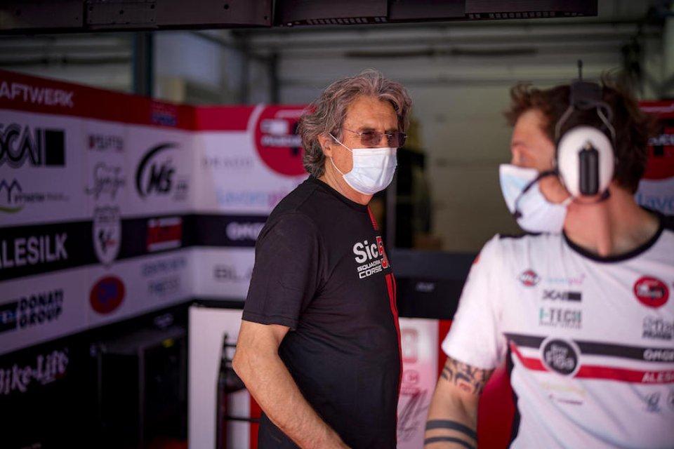 """Moto3: Direzione Gara nella bufera, Simoncelli: """"ci vuole gente con le palle"""""""