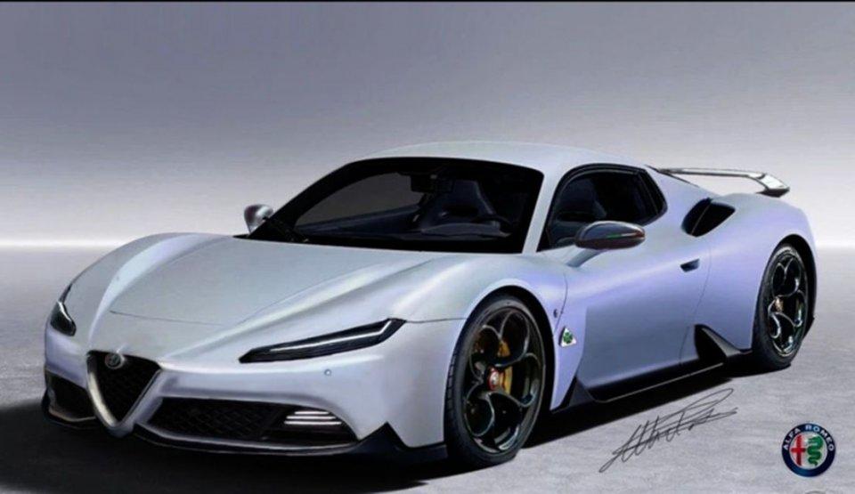 Auto - News: Alfa Romeo: la 4C 2022 nascerà sulla base della Maserati MC20?
