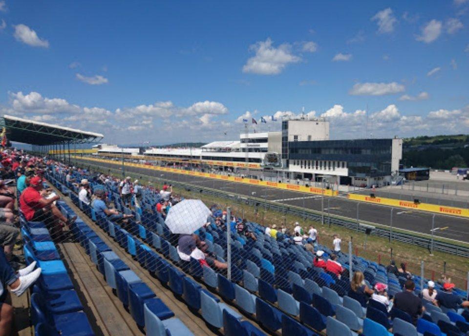 Auto - News: Formula 1, GP Ungheria: gli orari in tv su Sky e TV8