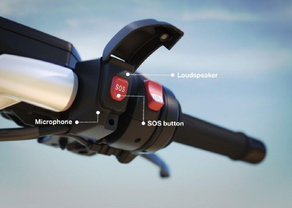 Moto - News: Sicurezza in moto, sistemi di chiamata di emergenza obbligatori in Europa