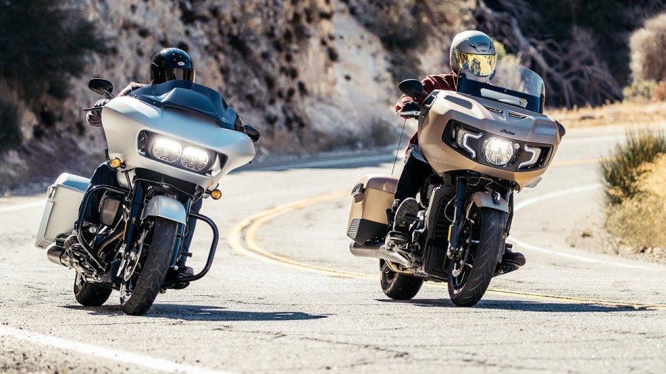 """Moto - News: Che ci piaccia o no anche i """"ferri"""" custom stanno diventando hi-tech"""