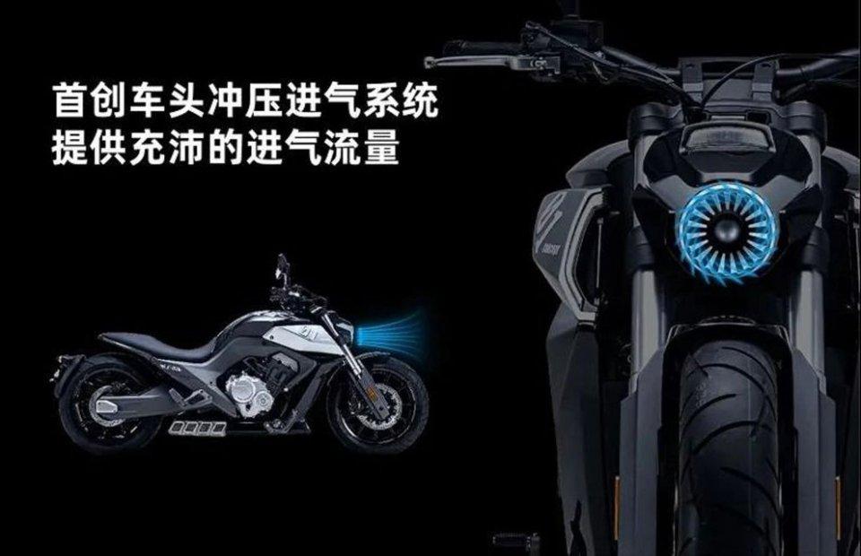 Moto - News: Benda LFS700 e LFC 700: le medie Made in China che puntano al successo