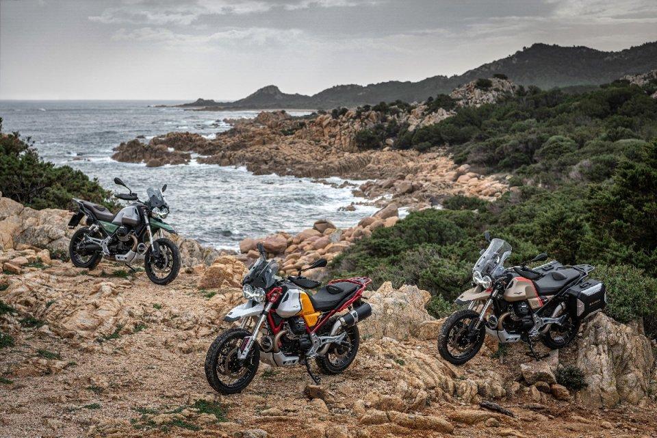 Moto - News: Moto Guzzi V85 TT, in Germania ai box 70 esemplari
