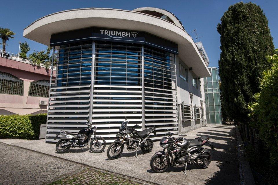 Moto - News: Triumph: con Trident 660 e Tiger 900 le vendite volano