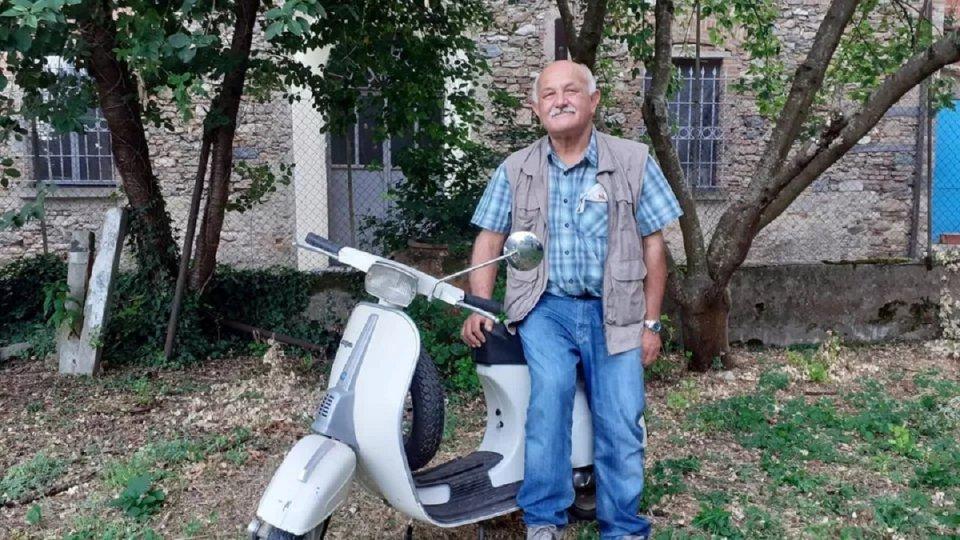 Moto - Scooter: Ecco la Vespa rubata che dopo 41 anni è tornata a casa