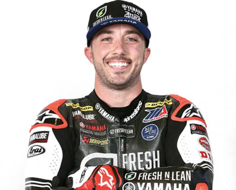 MotoAmerica: Josh Herrin è risultato positivo al Covid-19 e non correrà nel MotoAmerica