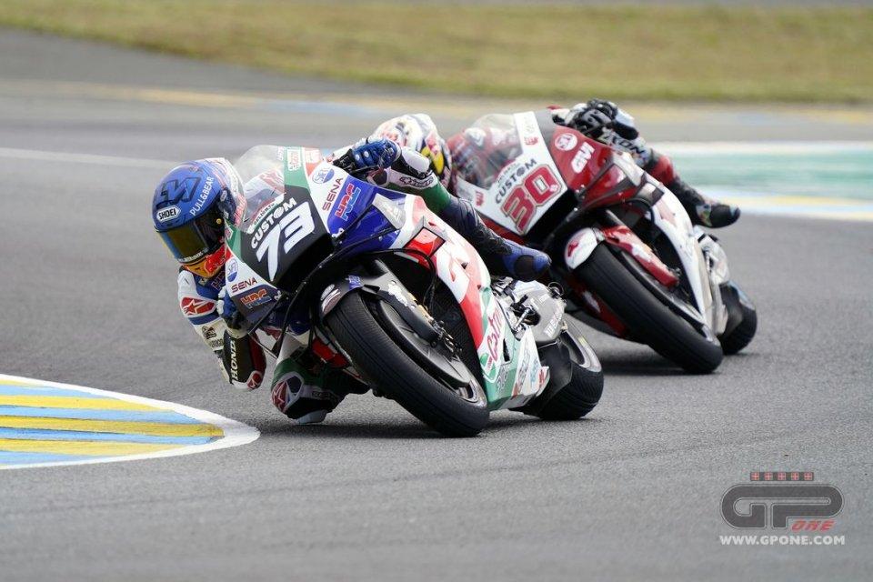 """MotoGP: Cecchinello: """"Ci aspettavamo migliori risultati con Marquez e Nakagami"""""""
