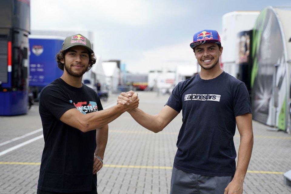 """MotoGP: """"Fu Fausto a scoprire Bastianini e Di Giannantonio, li avrebbe promossi"""""""