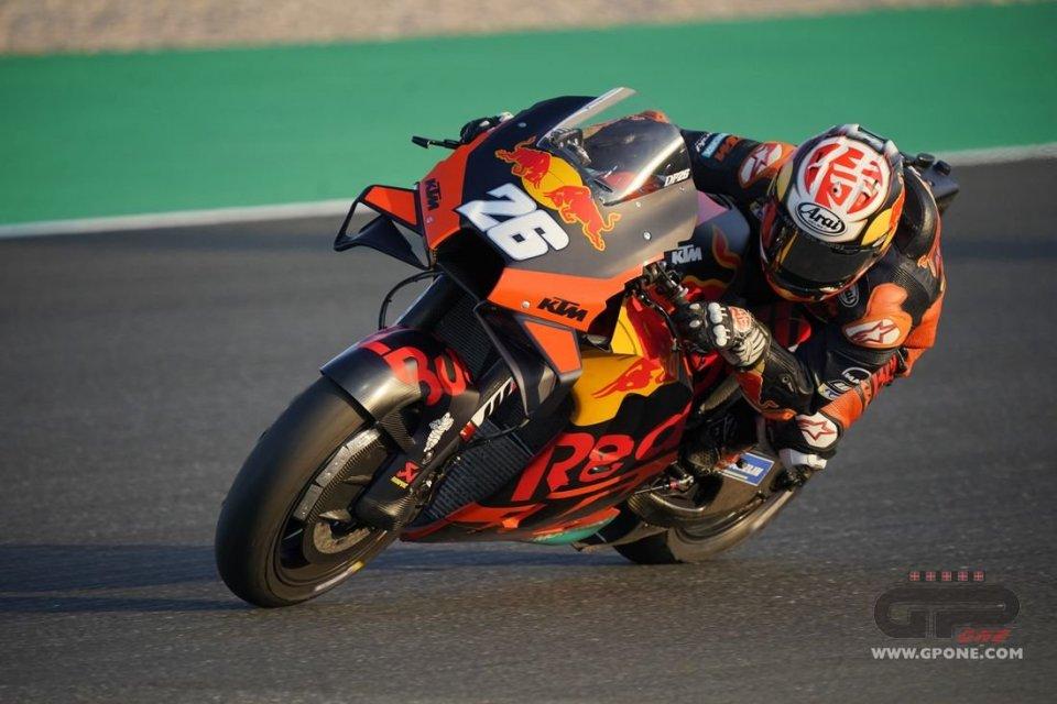 MotoGP: Dani Pedrosa correrà con la KTM il GP di Stiria