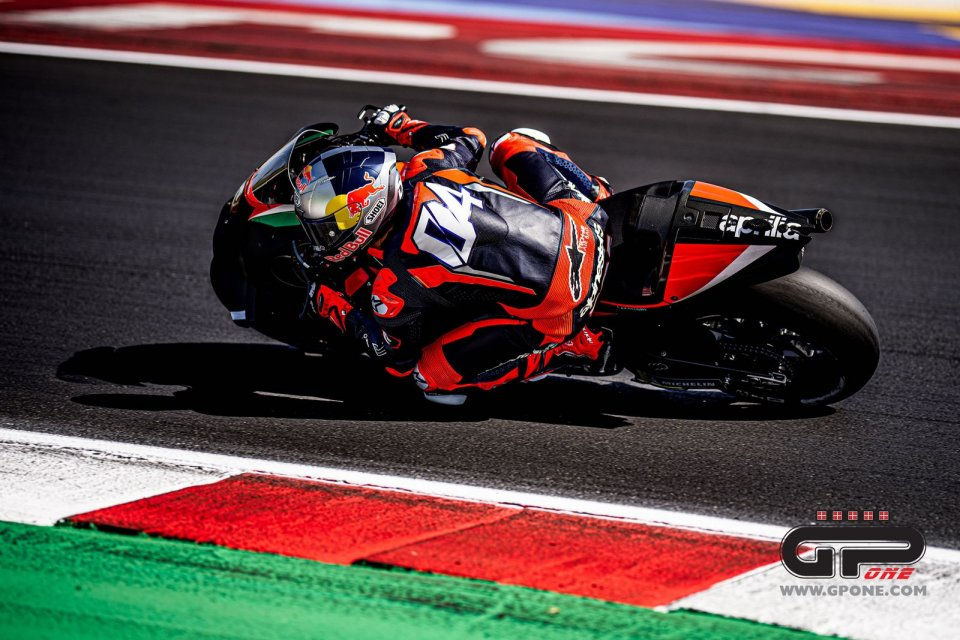 MotoGP: Long Hot Summer for Dovizioso and Aprilia: one test at Aragon and two at Misano