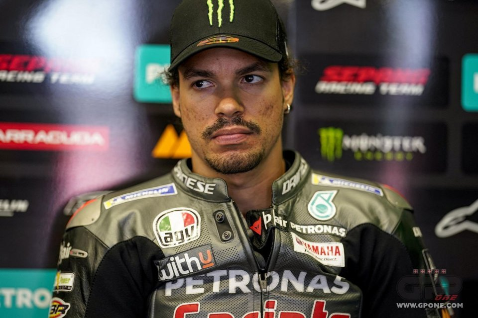 MotoGP: Petronas is waiting for Franco Morbidelli for a return to Misano