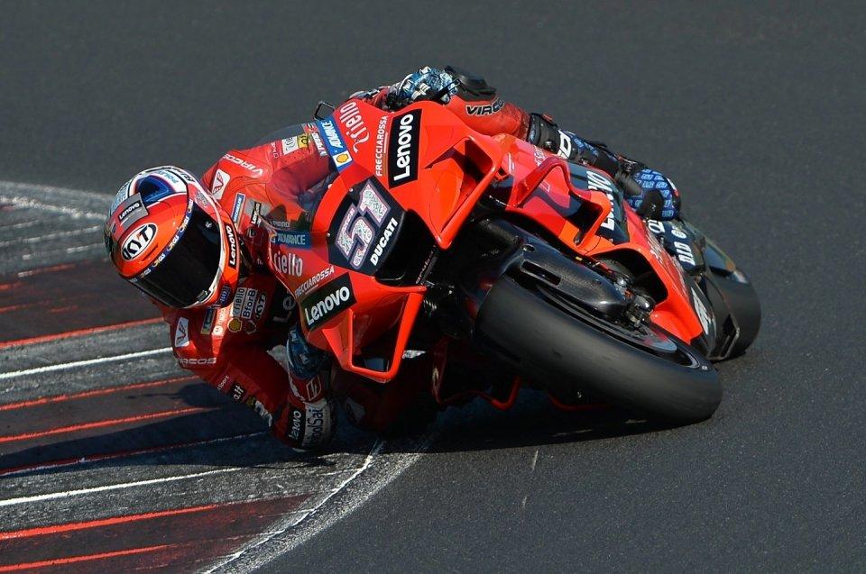 MotoGP: Pirro-Ducati: a Misano è già iniziato il 2022