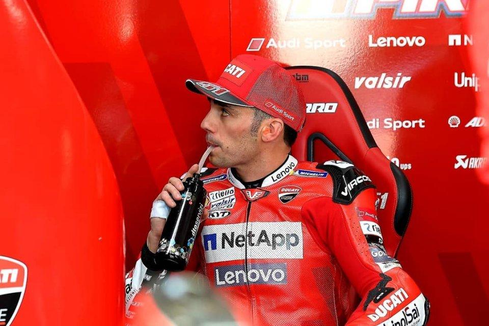 """MotoGP: Pirro: """"Pedrosa è stato coraggioso, lo aspetto anche a Misano"""""""
