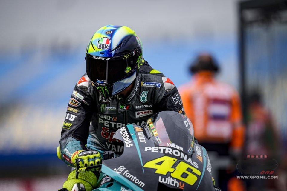 "MotoGP: Stigefelt: ""Rossi has not had a perfect Grand Prix in Petronas yet"""