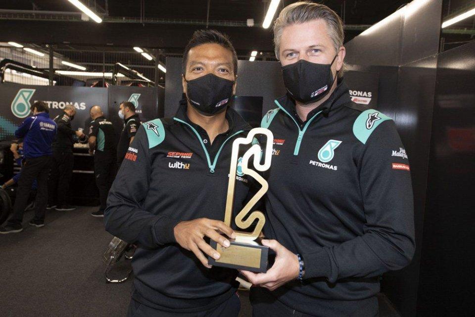 MotoGP: Stigefelt: Bradl tester e pilota? Ne parleremo in Qatar