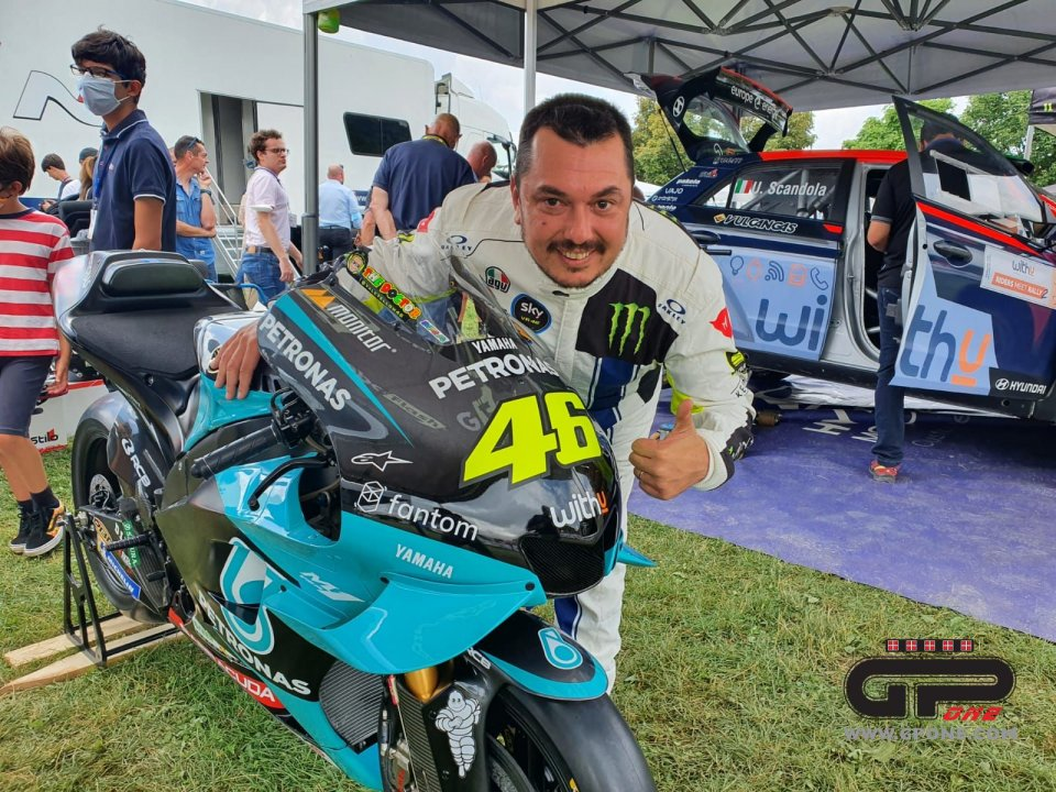 """MotoGP: Uccio Salucci: """"Rossi doesn't want to retire like this, any choice is the right one"""""""