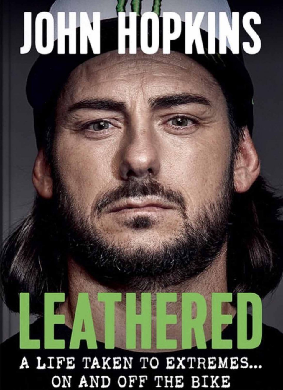 News: John Hopkins, Leathered: A life taken to extremes on and off the bike