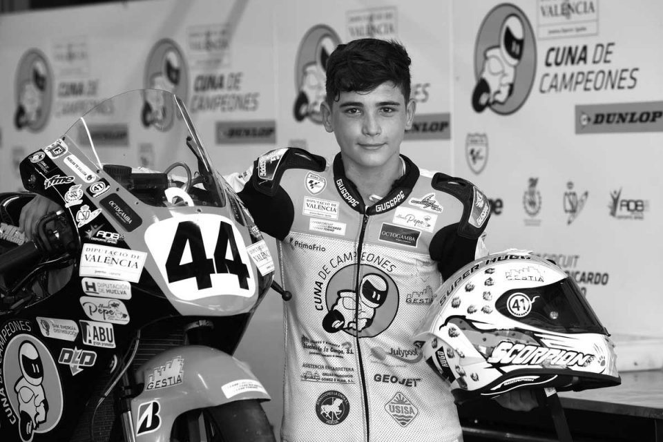 News: Incidente fatale per il 14enne Hugo Millán al CEV European Talent Cup