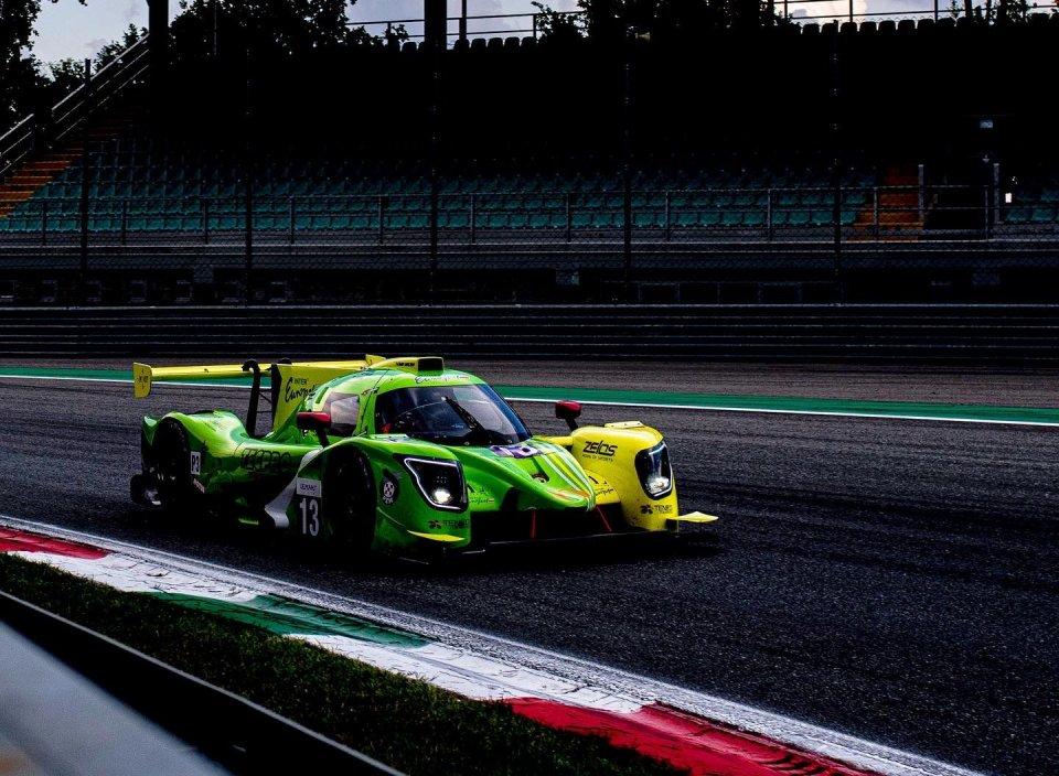 News: Mattia Pasini festeggia il primo podio nell'Endurance a Monza
